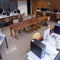 PC-Raum mit 11 Computer-Arbeitsplätzen
